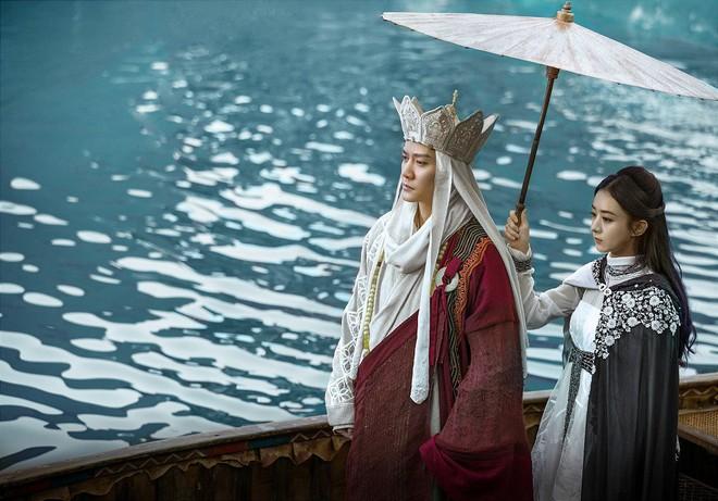 Tạo hình Nữ vương Tây Lương gây tranh cãi của Triệu Lệ Dĩnh thực chất lại sát với nguyên tác hơn bản phim năm 1986? - Ảnh 4.