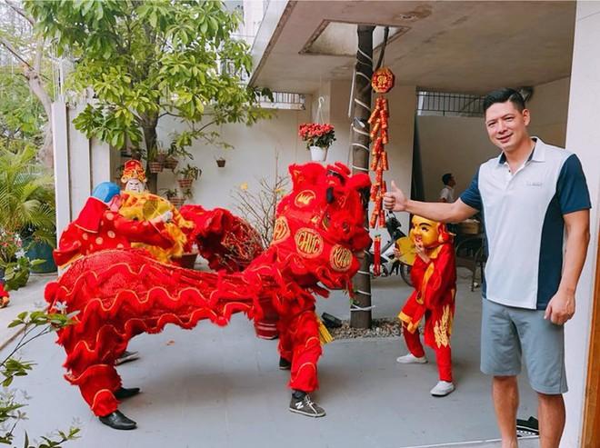 Trước thềm năm mới, sao Việt rộn ràng trang hoàng nhà cửa để chuẩn bị đón Tết - Ảnh 10.