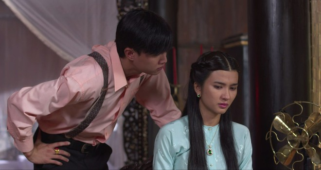 Mộng phù hoa: Vì đã mất cái ngàn vàng, Kim Tuyến bị chồng mới cưới bỏ đi ngoại tình - ảnh 11