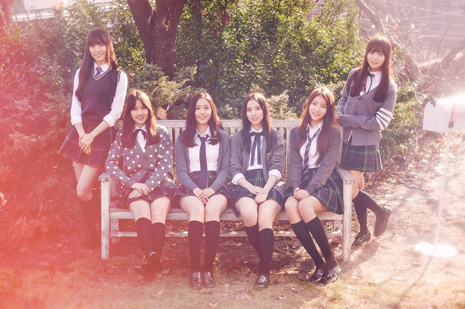 Cứ bắt đầu với vẻ dễ thương nhưng sau tất cả, các girl group Hàn đều quay về với hình tượng sexy hết - Ảnh 7.