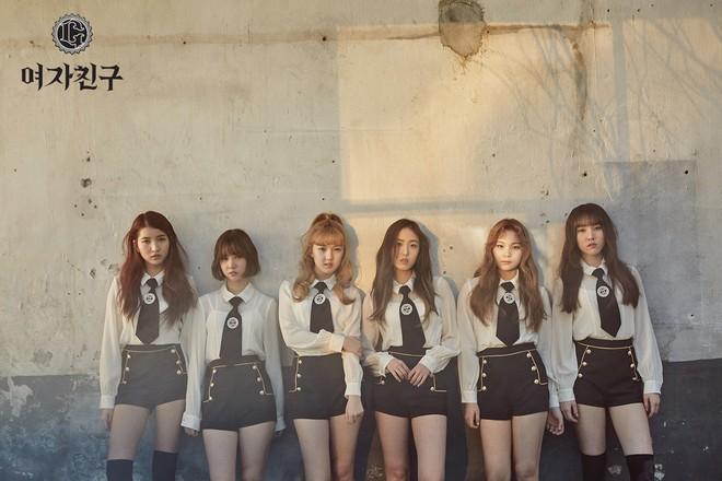 Cứ bắt đầu với vẻ dễ thương nhưng sau tất cả, các girl group Hàn đều quay về với hình tượng sexy hết - Ảnh 8.