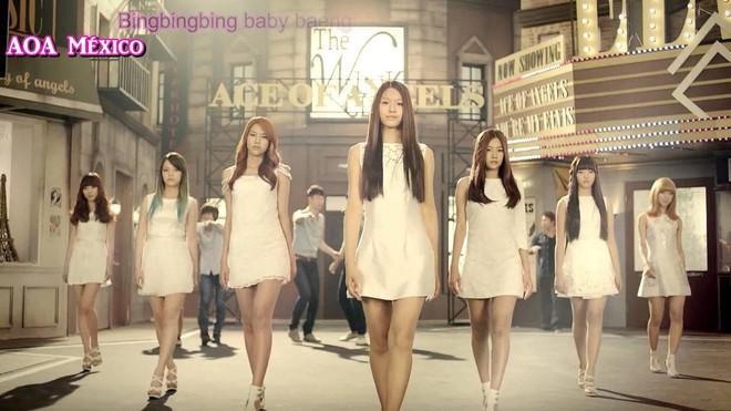 Cứ bắt đầu với vẻ dễ thương nhưng sau tất cả, các girl group Hàn đều quay về với hình tượng sexy hết - Ảnh 9.