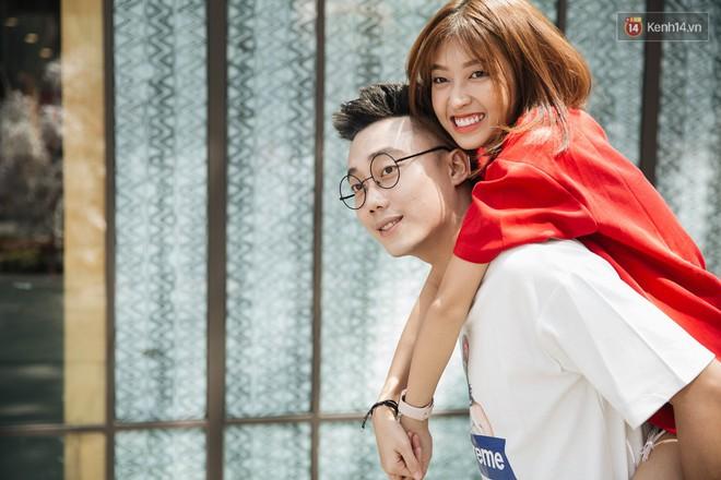 Ginô Tống và Kim Chi: Cặp đôi thần tượng mới với hơn 1,2 triệu người theo dõi trên MXH - ảnh 1