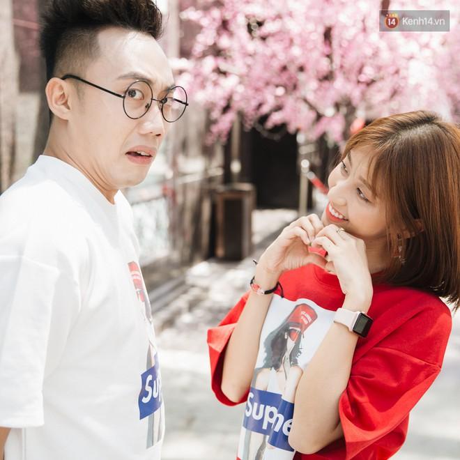 Ginô Tống và Kim Chi: Cặp đôi thần tượng mới với hơn 1,2 triệu người theo dõi trên MXH - ảnh 4