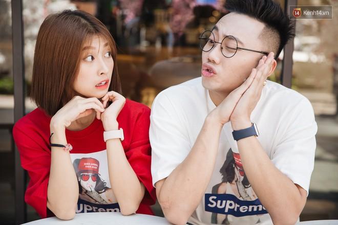 Ginô Tống và Kim Chi: Cặp đôi thần tượng mới với hơn 1,2 triệu người theo dõi trên MXH - ảnh 3