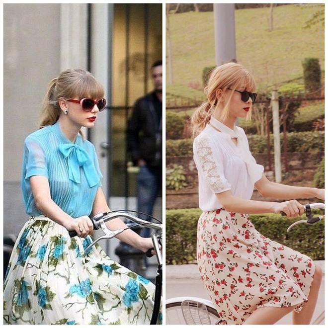 Cậu bạn cosplay Taylor Swift dạo chợ Tết, diễn sâu đến nỗi fangirl bật khóc vì tưởng thật - Ảnh 7.