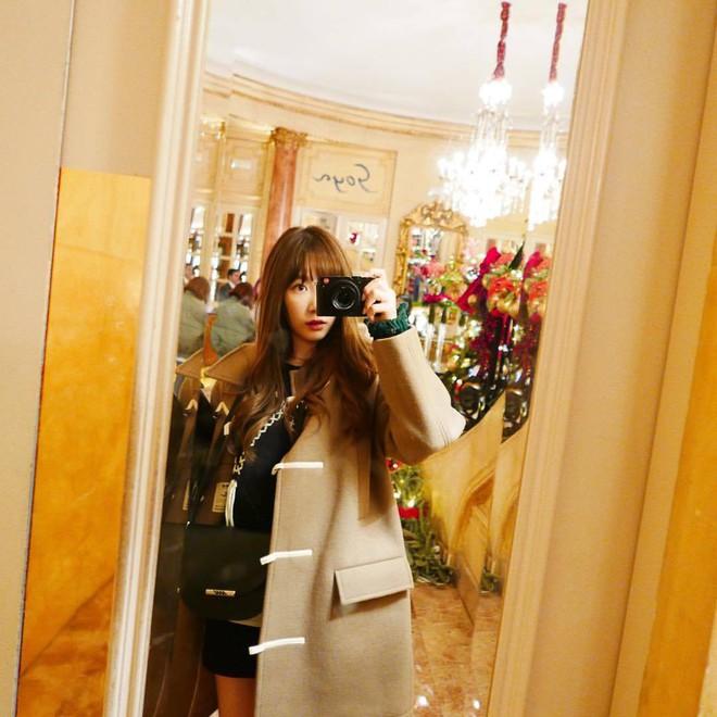 Nhờ các sao nữ lăng xê, 5 mẫu túi này bỗng trở thành item hot hit ở Hàn Quốc  - Ảnh 1.