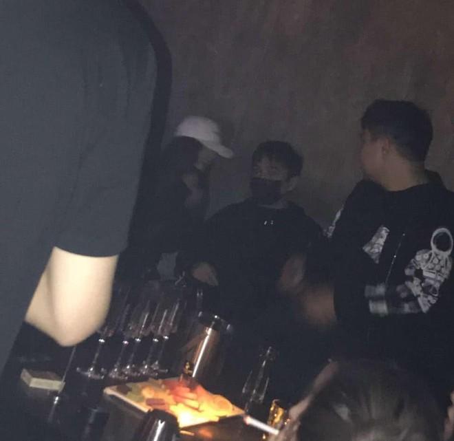 Ngày Valentine, bạn gái của Luhan bị bắt gặp đi bar cùng thiếu gia giàu nhất Trung Quốc? - Ảnh 3.