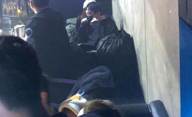 Ngày Valentine, bạn gái của Luhan bị bắt gặp đi bar cùng thiếu gia giàu nhất Trung Quốc? - Ảnh 5.