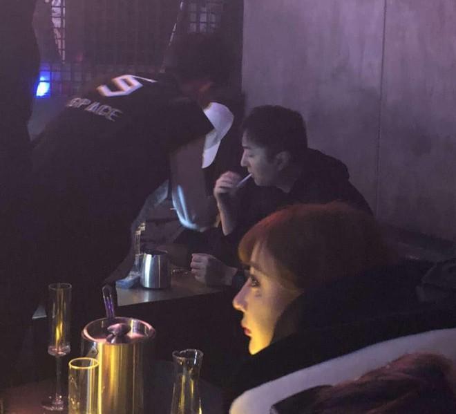Ngày Valentine, bạn gái của Luhan bị bắt gặp đi bar cùng thiếu gia giàu nhất Trung Quốc? - Ảnh 6.