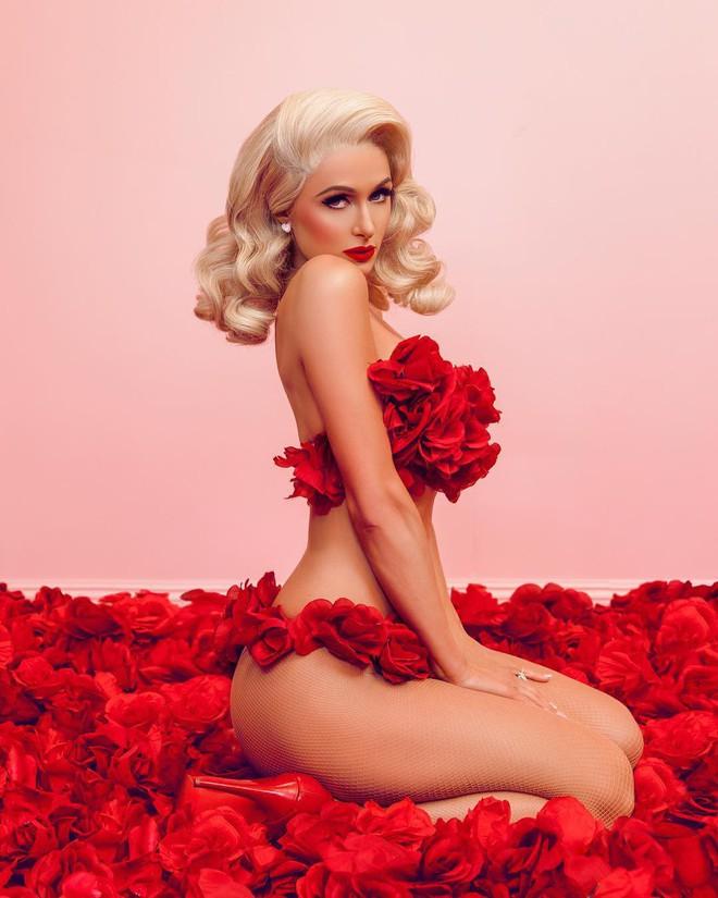 Paris Hilton tái xuất giang hồ với clip gợi cảm và ca khúc Valentine siêu ngọt ngào - ảnh 2