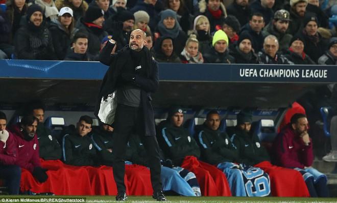 Man City hủy diệt Báel, cầm chắc vé tứ kết Champions League - ảnh 1