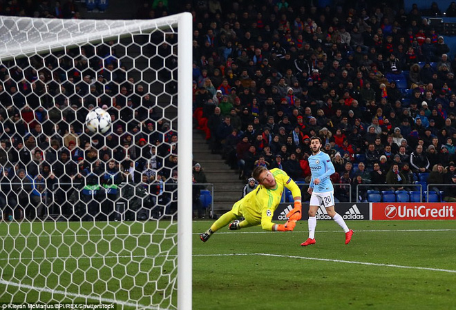Man City hủy diệt Báel, cầm chắc vé tứ kết Champions League - ảnh 5