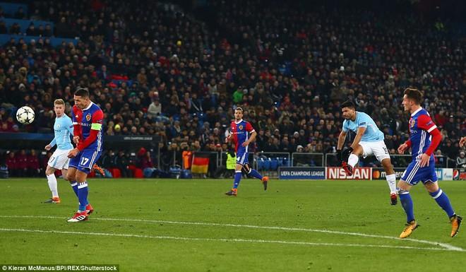 Man City hủy diệt Báel, cầm chắc vé tứ kết Champions League - ảnh 6