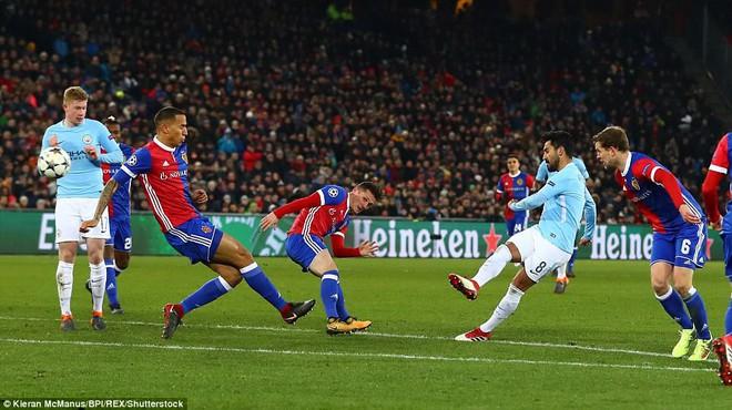 Man City hủy diệt Báel, cầm chắc vé tứ kết Champions League - ảnh 8