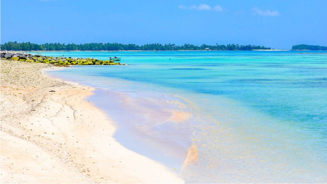 Nước biển ngày càng dâng, vậy mà hòn đảo này đang có phản ứng rất lạ khiến khoa học phải đau đầu - ảnh 1