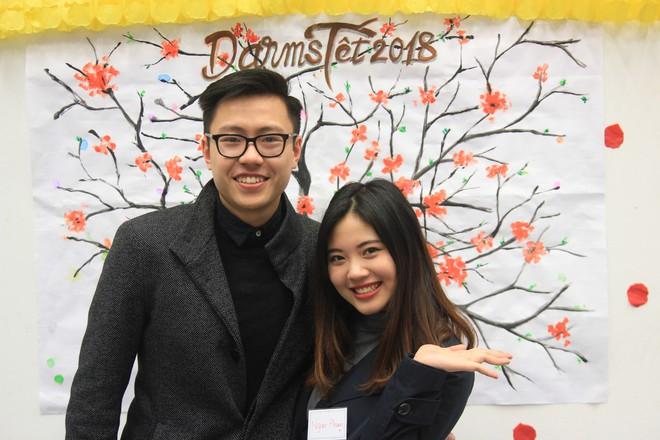Từ khắp thế giới, du học sinh Việt đang đón Tết sớm tưng bừng - Ảnh 11.
