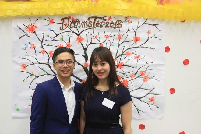 Từ khắp thế giới, du học sinh Việt đang đón Tết sớm tưng bừng - Ảnh 12.