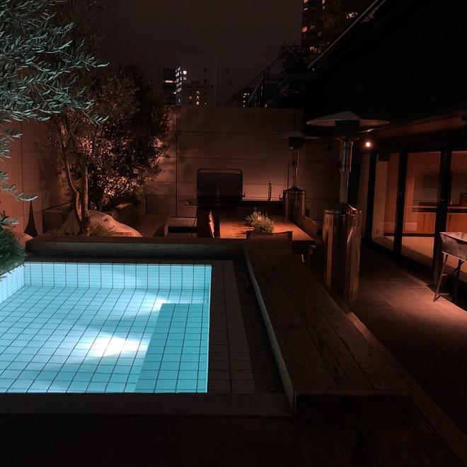Vợ chồng Kim Tae Hee và Bi Rain tình tứ sang Nhật đón Tết, khoe ở khách sạn 4 sao đẹp lung linh - ảnh 8