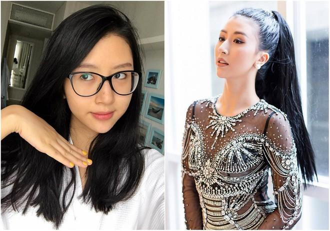 So sánh hotgirl Việt khi cười tự nhiên với lúc tạo dáng sang chảnh mới thấy thần thái đúng là quan trọng thật - Ảnh 4.