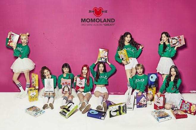 Công ty của MOMOLAND tung bằng chứng nhóm không hề gian lận doanh số album
