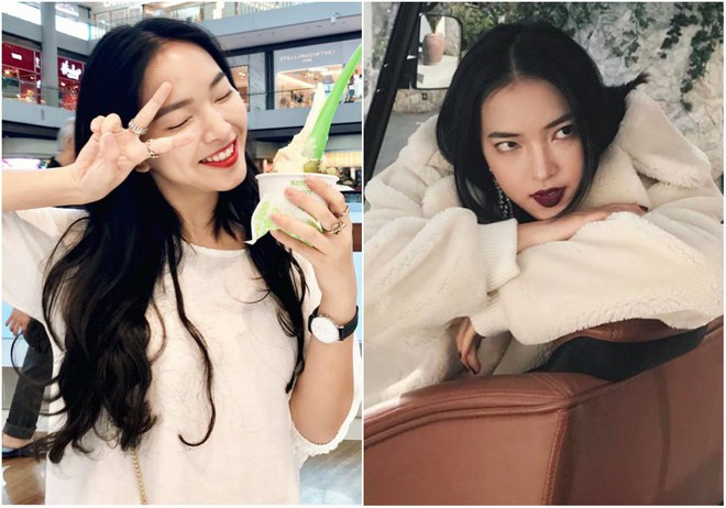 So sánh hotgirl Việt khi cười tự nhiên với lúc tạo dáng sang chảnh mới thấy thần thái đúng là quan trọng thật - Ảnh 7.
