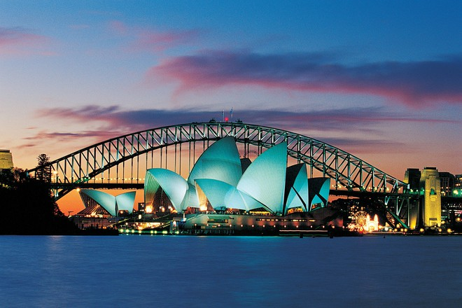 Nước Úc và châu Úc không phải là một và thủ đô của nước này không phải Sydney! - Ảnh 1.