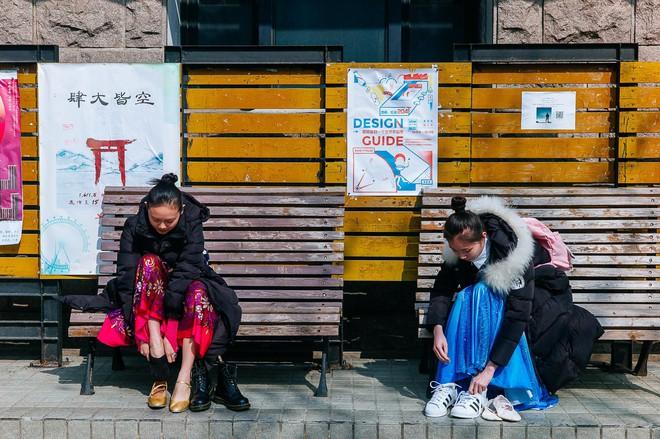 Chiêm ngưỡng nhan sắc dàn nam thanh nữ tú trong kì tuyển sinh của lò đào tạo diễn viên hàng đầu Trung Quốc - Ảnh 18.
