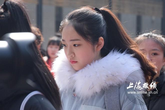 Chiêm ngưỡng nhan sắc dàn nam thanh nữ tú trong kì tuyển sinh của lò đào tạo diễn viên hàng đầu Trung Quốc - Ảnh 8.