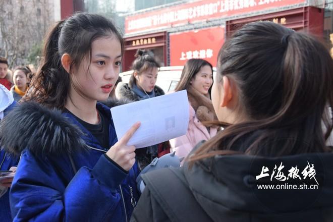 Chiêm ngưỡng nhan sắc dàn nam thanh nữ tú trong kì tuyển sinh của lò đào tạo diễn viên hàng đầu Trung Quốc - Ảnh 3.
