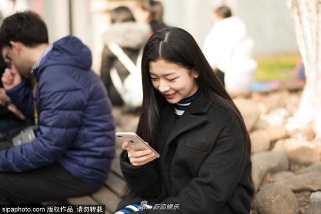 Chiêm ngưỡng nhan sắc dàn nam thanh nữ tú trong kì tuyển sinh của lò đào tạo diễn viên hàng đầu Trung Quốc - Ảnh 11.