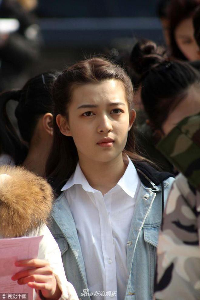 Chiêm ngưỡng nhan sắc dàn nam thanh nữ tú trong kì tuyển sinh của lò đào tạo diễn viên hàng đầu Trung Quốc - Ảnh 9.