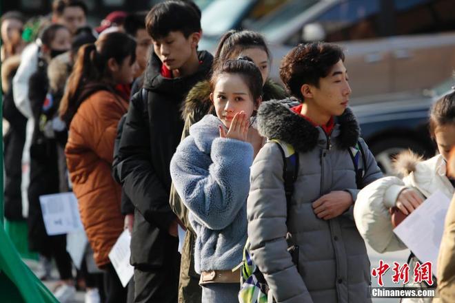 Chiêm ngưỡng nhan sắc dàn nam thanh nữ tú trong kì tuyển sinh của lò đào tạo diễn viên hàng đầu Trung Quốc - Ảnh 17.