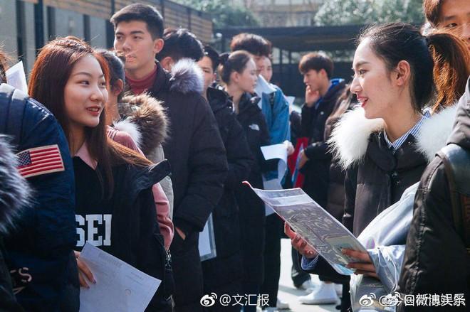 Chiêm ngưỡng nhan sắc dàn nam thanh nữ tú trong kì tuyển sinh của lò đào tạo diễn viên hàng đầu Trung Quốc - Ảnh 21.