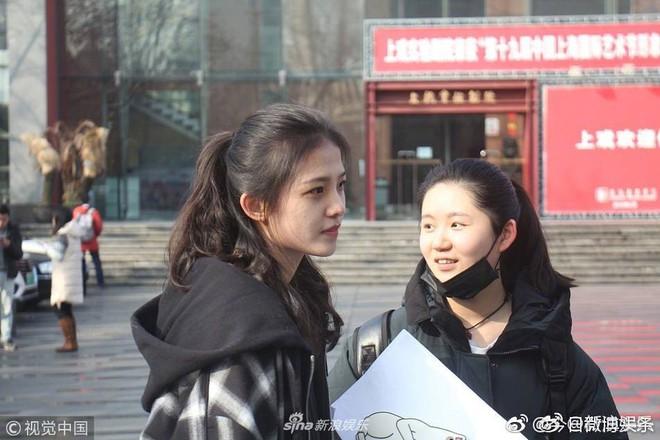 Chiêm ngưỡng nhan sắc dàn nam thanh nữ tú trong kì tuyển sinh của lò đào tạo diễn viên hàng đầu Trung Quốc - Ảnh 5.