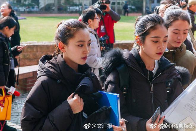 Chiêm ngưỡng nhan sắc dàn nam thanh nữ tú trong kì tuyển sinh của lò đào tạo diễn viên hàng đầu Trung Quốc - Ảnh 10.