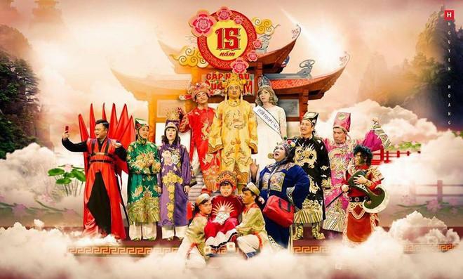 Nghệ sĩ Chí Trung viết tâm thư từ chức, chính thức nói lời tạm biệt Táo quân sau 15 năm gắn bó - Ảnh 1.