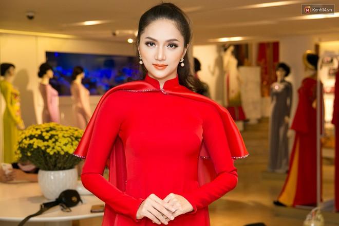 Đàm Vĩnh Hưng trực tiếp đưa Hương Giang đi thử áo dài chuẩn bị cho cuộc thi Hoa hậu Chuyển giới - Ảnh 6.