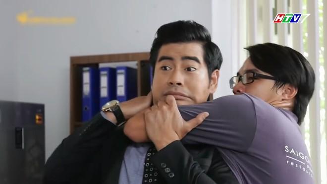 Bố là tất cả: Thanh Bình bị bắt vì sàm sỡ Ngọc Lan, Quang Tuấn tuyên bố từ mặt cha để cưới Sam - Ảnh 4.
