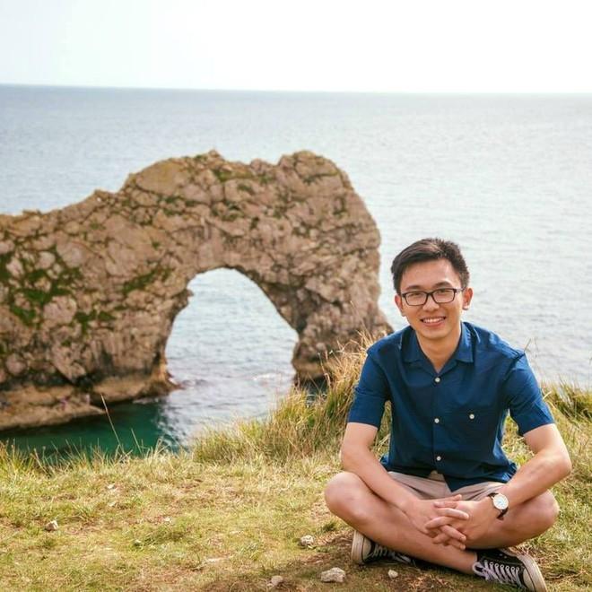 Chàng trai Hà Tĩnh chuẩn con nhà người ta: HCB Toán quốc tế, nhận học bổng tiến sĩ toàn phần khi mới học năm 3 - ảnh 3