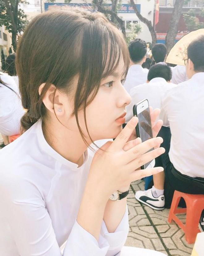 Lại xuất hiện thêm một cô bạn Việt sở hữu vẻ đẹp lai khó rời mắt! - ảnh 6