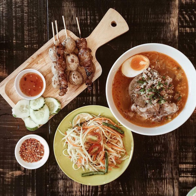 3 quán bán đồ Thái vừa ngon vừa đẹp giữa lòng Sài Gòn, bạn đã thử chưa? - ảnh 12