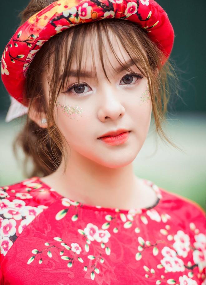 Lại xuất hiện thêm một cô bạn Việt sở hữu vẻ đẹp lai khó rời mắt! - ảnh 3