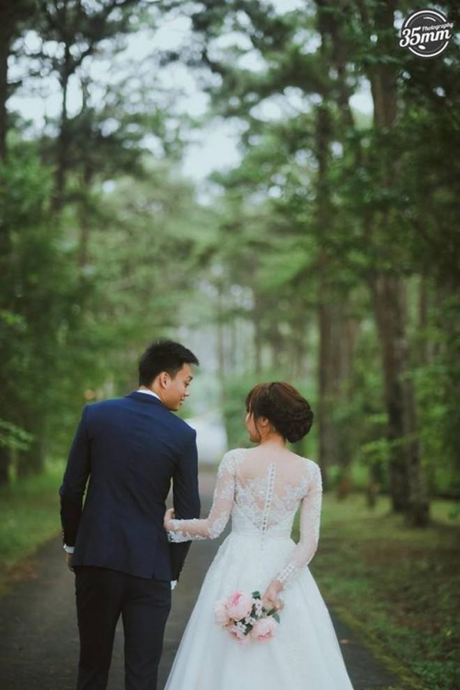 Lầy lội là vậy nhưng ảnh cưới của Nhật Anh Trắng lại lãng mạn vô cùng! - ảnh 7