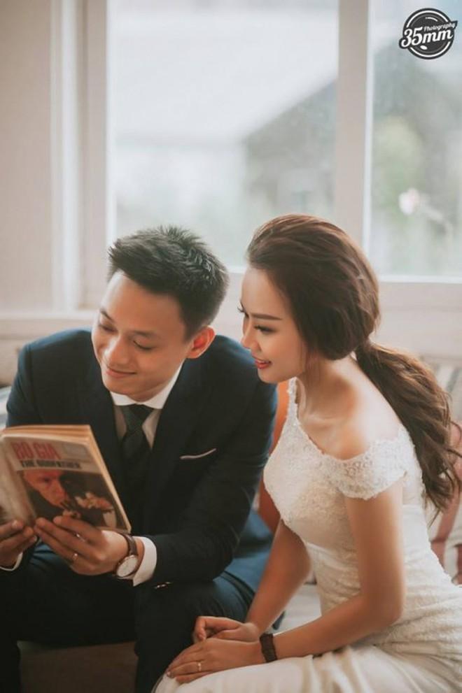 Lầy lội là vậy nhưng ảnh cưới của Nhật Anh Trắng lại lãng mạn vô cùng! - ảnh 9