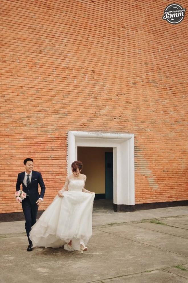 Lầy lội là vậy nhưng ảnh cưới của Nhật Anh Trắng lại lãng mạn vô cùng! - ảnh 10