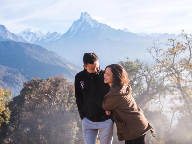 Bộ ảnh cưới không bình thường chút nào ở Nepal của cựu CEO Uber Việt Nam - ảnh 16