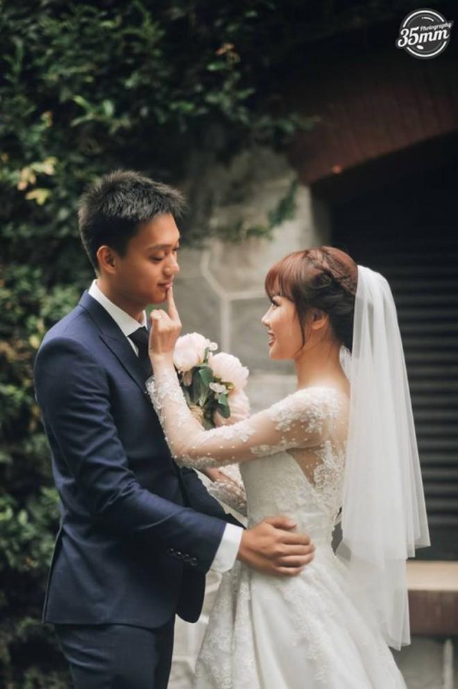 Lầy lội là vậy nhưng ảnh cưới của Nhật Anh Trắng lại lãng mạn vô cùng! - ảnh 12
