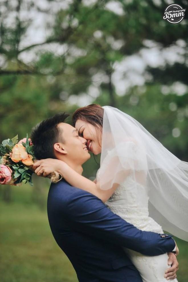 Lầy lội là vậy nhưng ảnh cưới của Nhật Anh Trắng lại lãng mạn vô cùng! - ảnh 13
