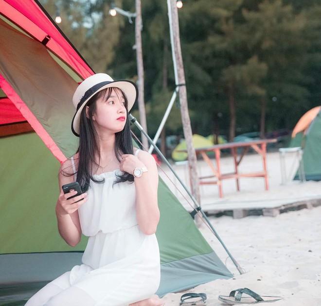 Nữ công an viên Đà Nẵng bất ngờ nổi tiếng vì xinh như hot girl - ảnh 9